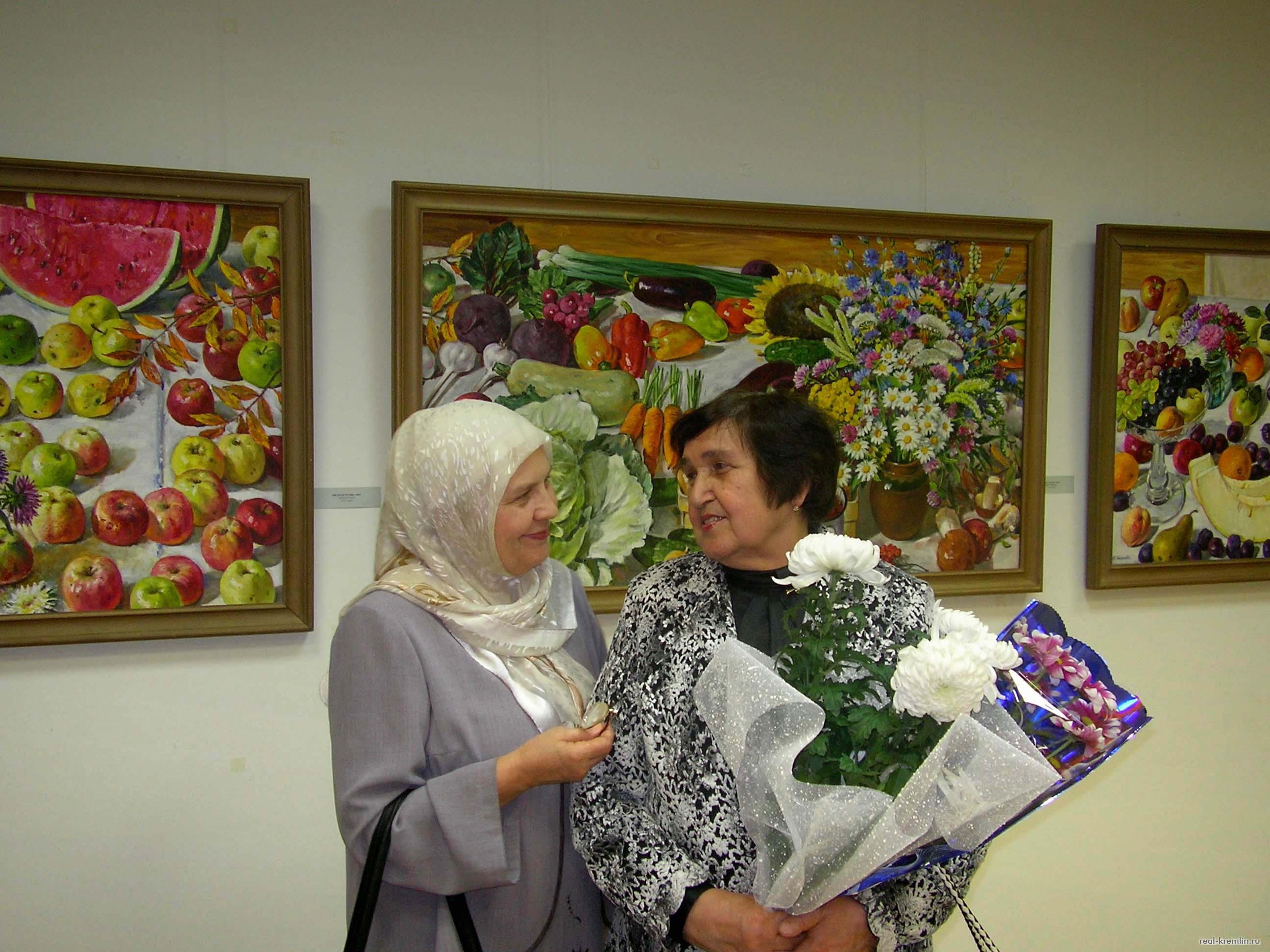 Поздравление открытие выставки